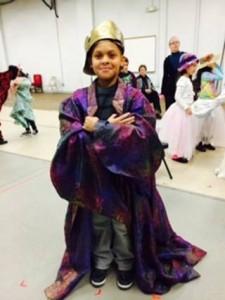 Michael Lightning Strike Kids Opera Company