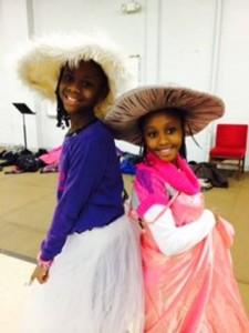 Angel and Linda Lightning Strike Kids Opera Company