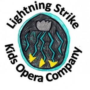 Lightning Strike Opera Company Logo
