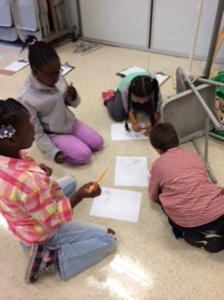 Small group designs set ideas.