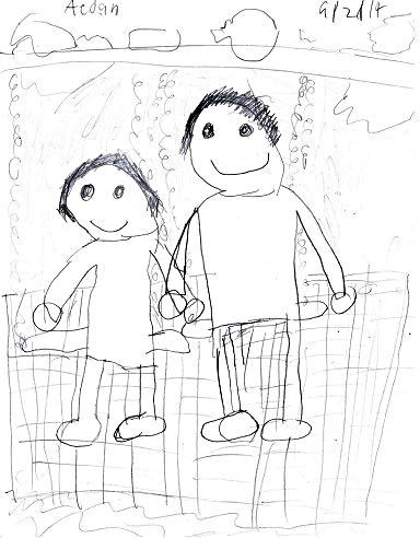 Aedan's drawing