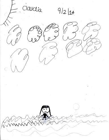 Claudia's drawing
