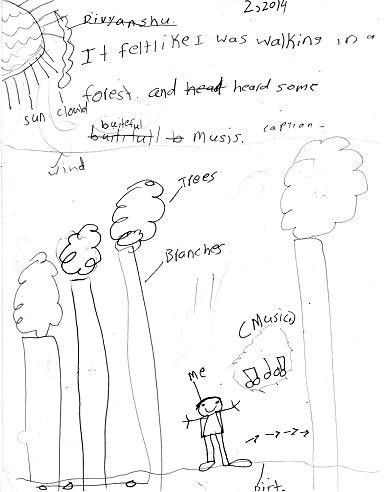 Divyanshu's drawing