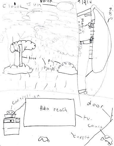 Rayn's drawing